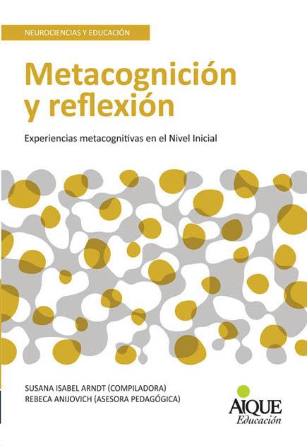 Metacognicion y reflexion