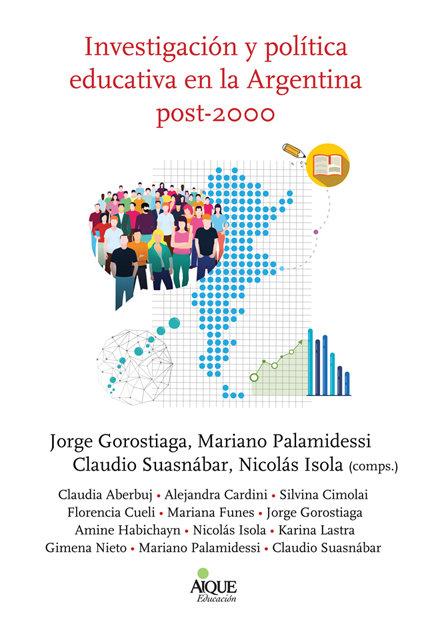 Investigacion y politica educativa en argentina post 2000