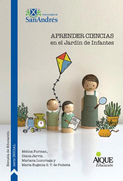 Aprender ciencias en el jardin de infantes