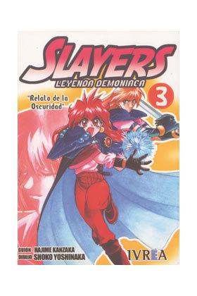 Slayers leyenda demoniaca 3