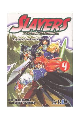 Slayers leyenda demoniaca 4