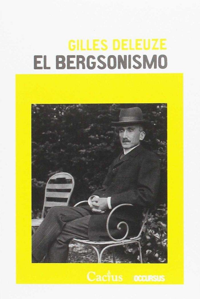 Bergsonismo,el