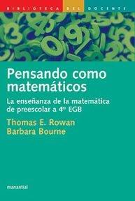 Pensando como matematicos