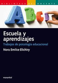 Escuela y aprendizaje