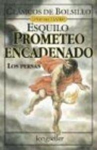 Prometeo encadenada los persas