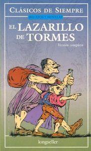 Lazarillo de tormes,el 10