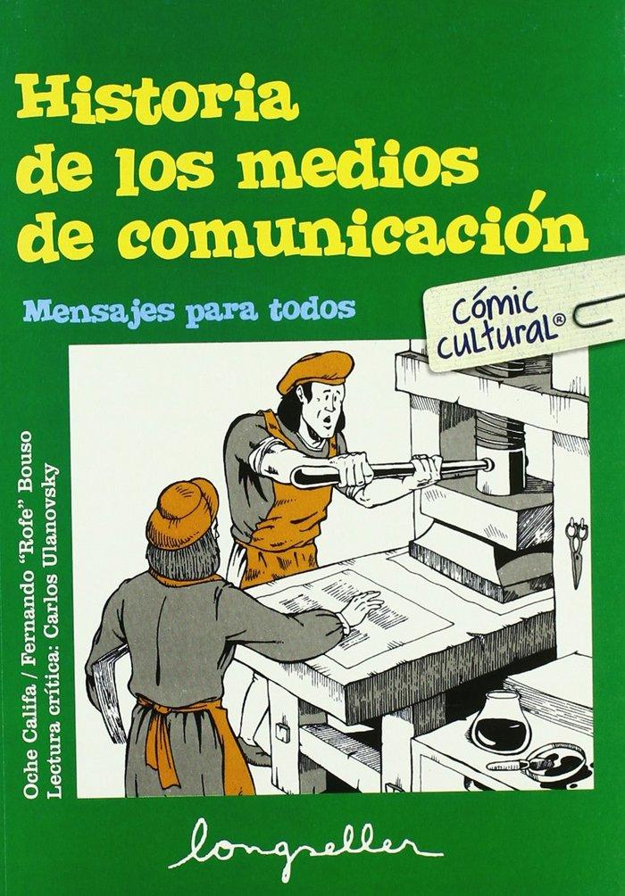 Historia de los medios de comunicacion