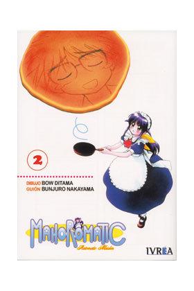 Mahoromatic 2