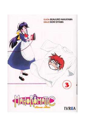 Mahoromatic 3