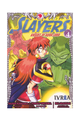Slayers knight of aqua lord 4
