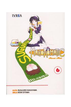 Mahoromatic 6
