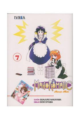 Mahoromatic 7
