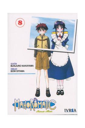 Mahoromatic 8