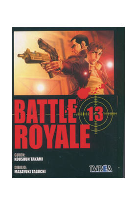 Battle royale 13