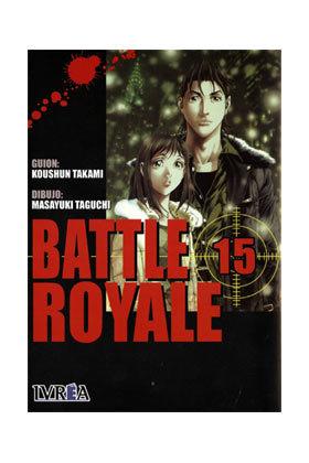 Battle royale 15