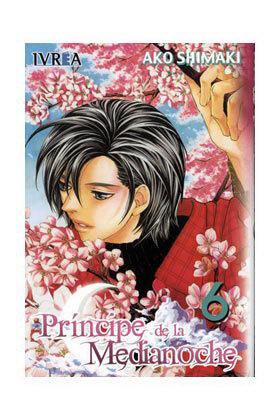 El principe de la medianoche 06 (gekka no kimi) (comic)