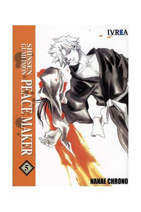 Shinsen gumi imon peacemaker 05 (comic) (ultimo)