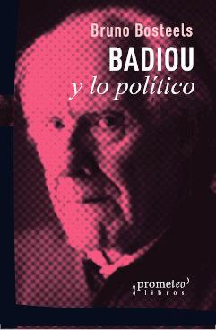 Badiou y lo politico