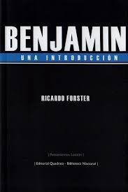 Benjamin una introduccion