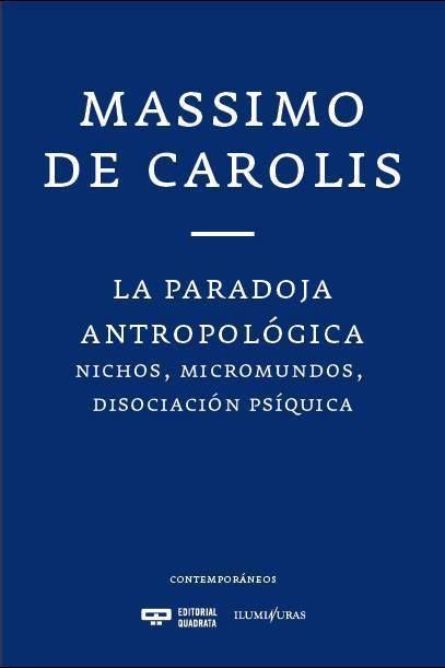 Paradoja antropologica,la