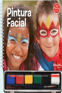 Pintura facial 100% klutz espaÑol+pinturas