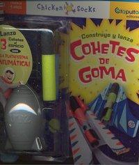 Cohetes de goma
