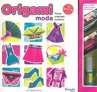 Origami moda pliega originales modelos