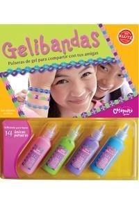 Gelibandas pulseras de gel para comprartir