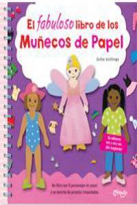 Fabuloso libro de los muñecos de papel,el