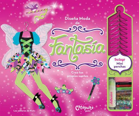 Diseña moda de fantasia nuevo formato