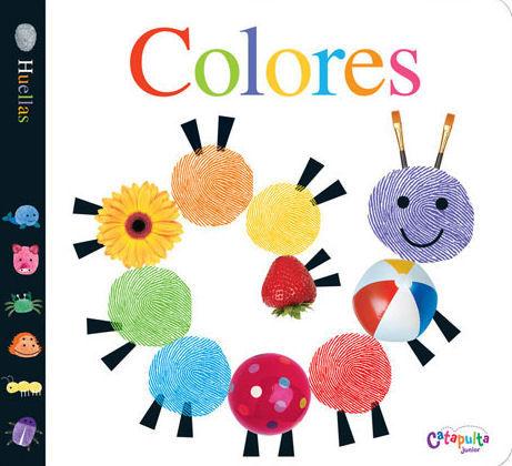 Huellas colores