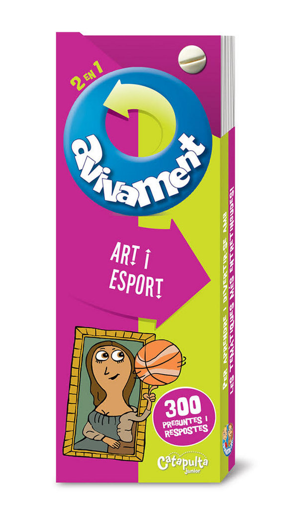 Avivament 2 en 1 art i esport