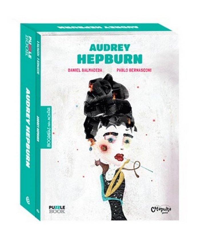 Audrey hepburn biografias para montar