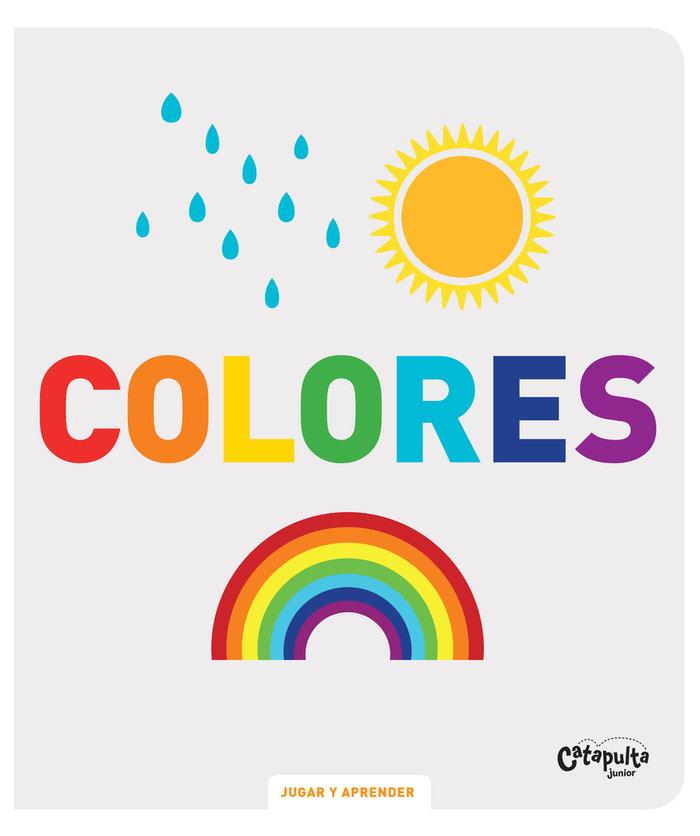 Colores jugar y aprender