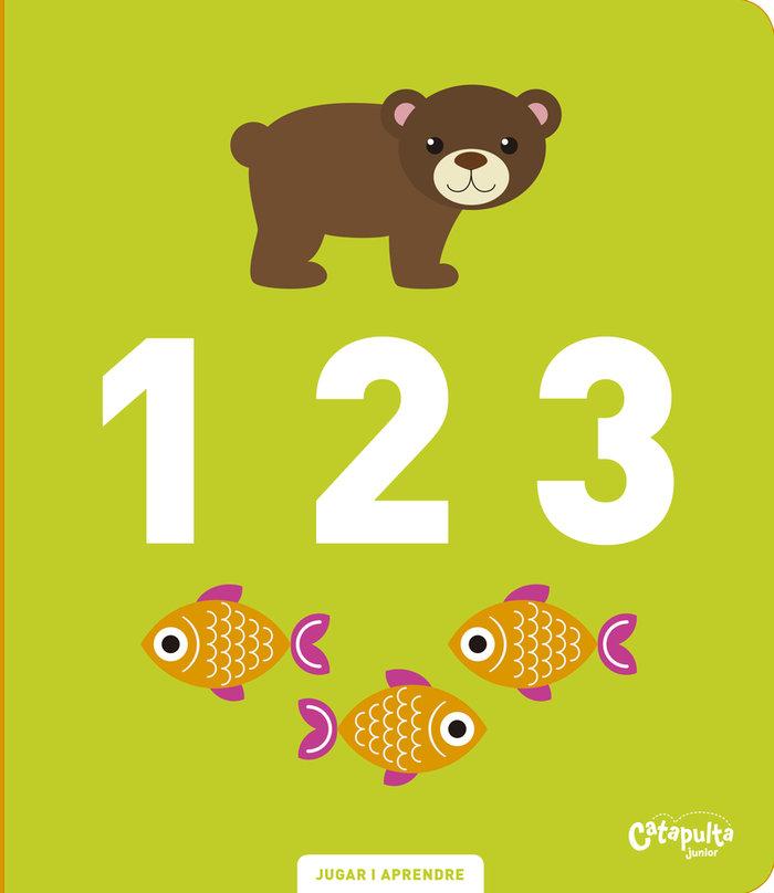 1 2 3 jugar i aprendre catalan