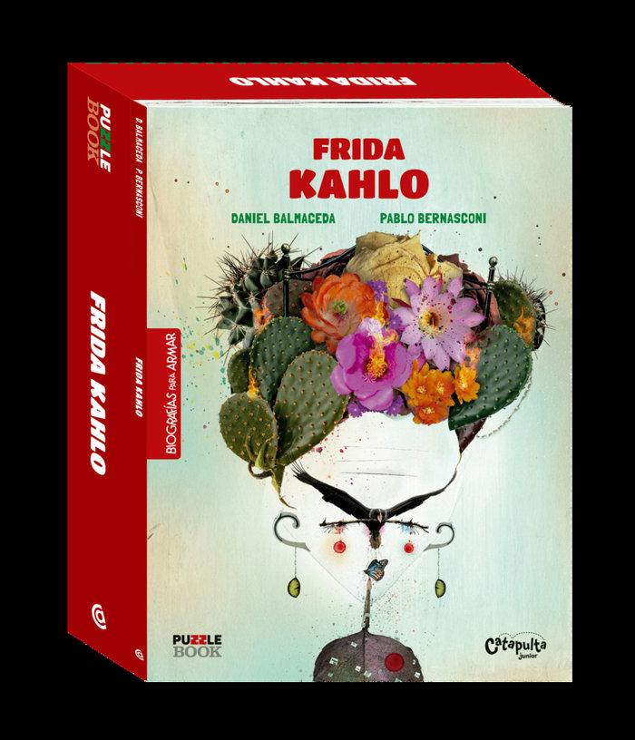 Frida khalo puzzle book