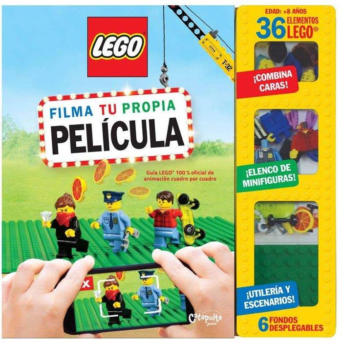 Lego filma tu propia pelicula