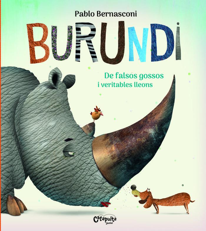 Burundi de falsos gossos i veritables lleons