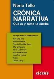 Cronica narrativa que es y como se escribe