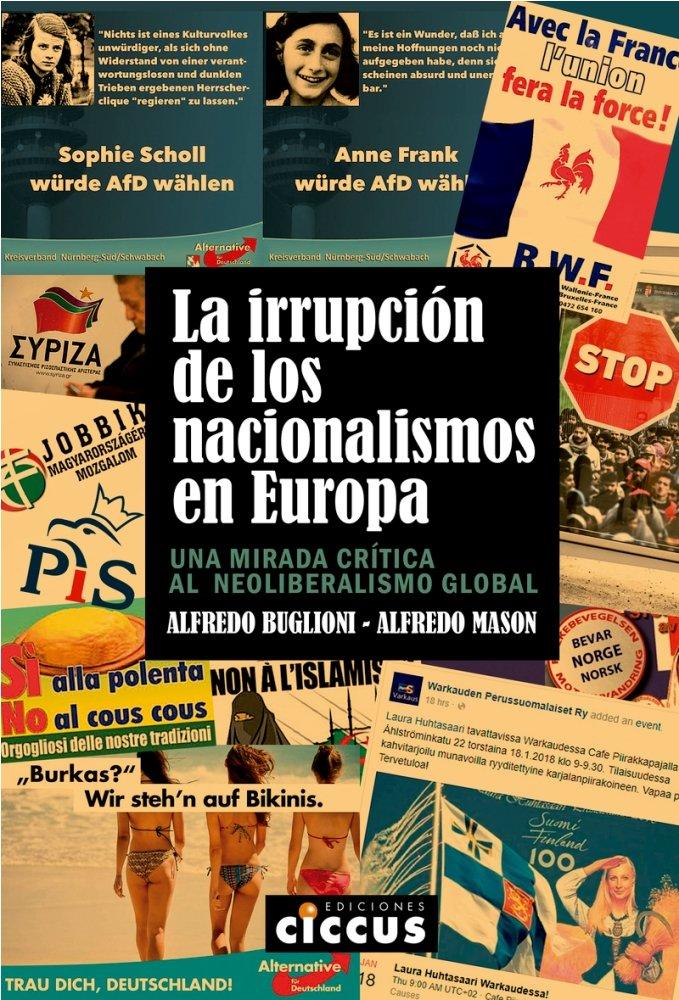 Irrupcion de los nacionalismos en europa,la