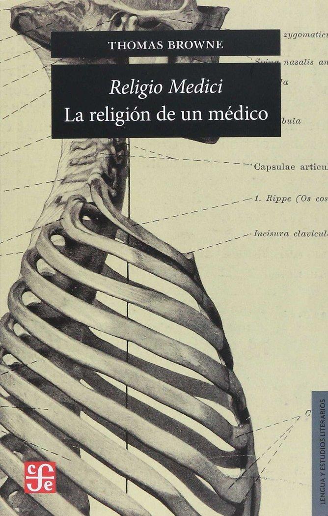 Religio medici la religion de un medico