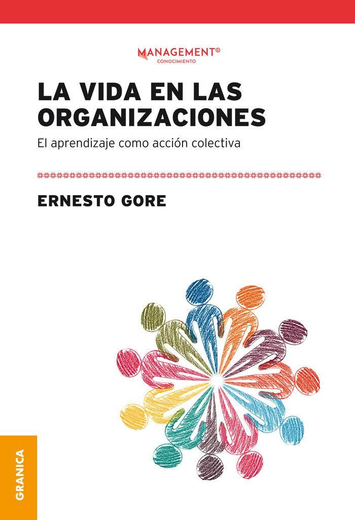 Vida en las organizaciones,la