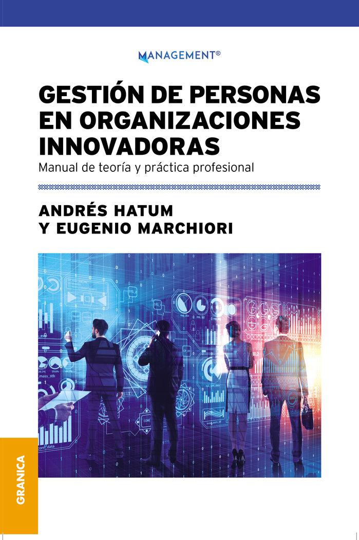 Gestion de personas en organizaciones innovadoras