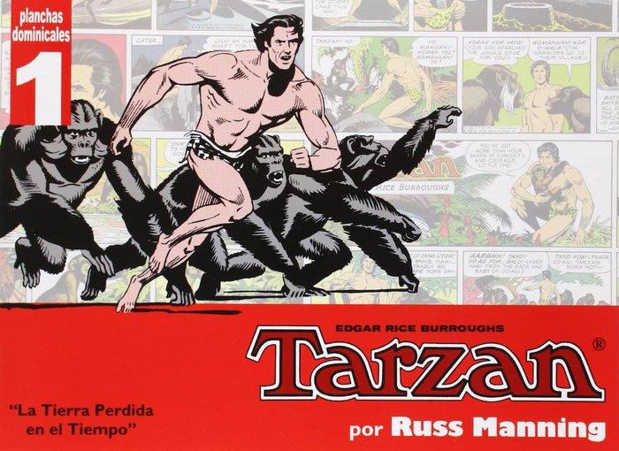 Tarzan - planchas dominicales 1