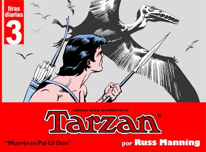 Tarzan tiras 3