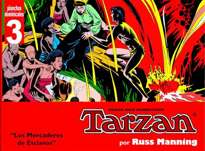 Tarzan las planchas dominicales 3
