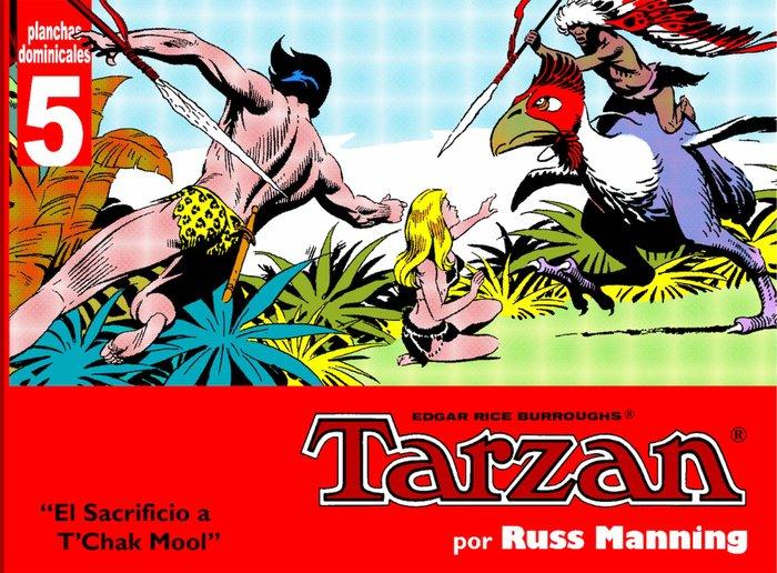 Tarzan planchas dominicales 5