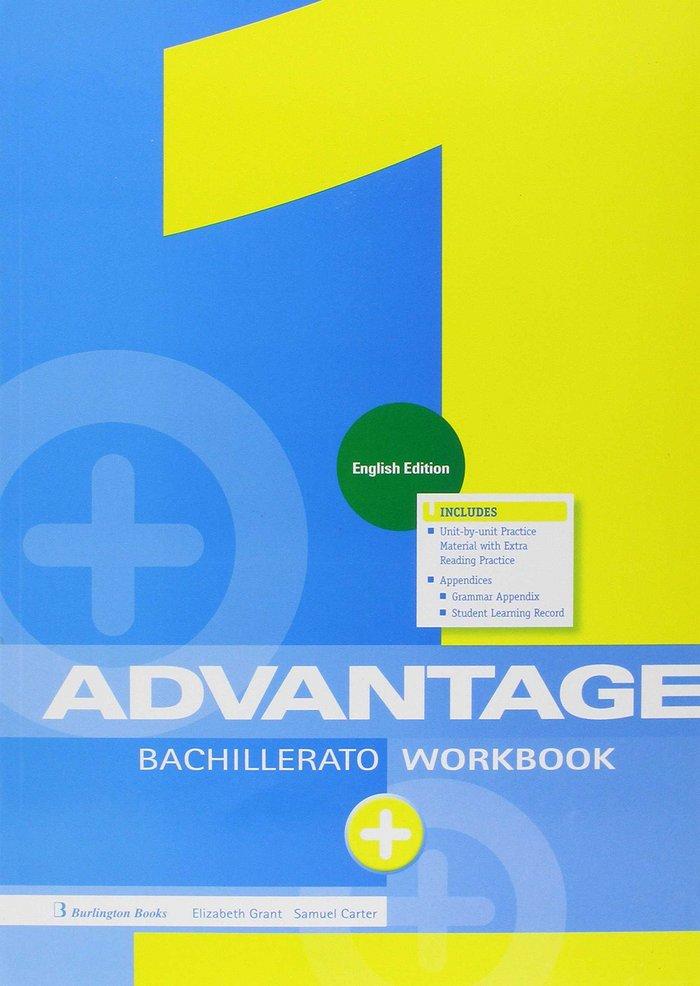 Advantage 1ºnb wb english 17