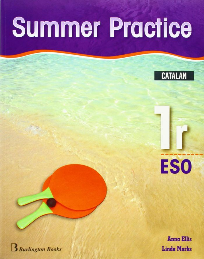 Summer practice st+cd 1ºeso catalan