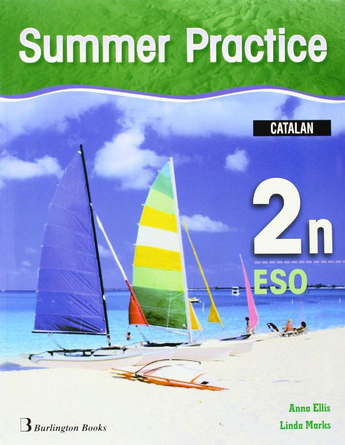 Summer practice st+cd 2ºeso catalan